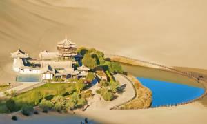 Silk-Road-Adventure-Itinerary-Main-Dunhuang-China-Tailor-made-Holidays-China