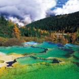 Travertine pools | Sichuan | China