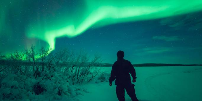 Northern Lights in Lapland | Finland