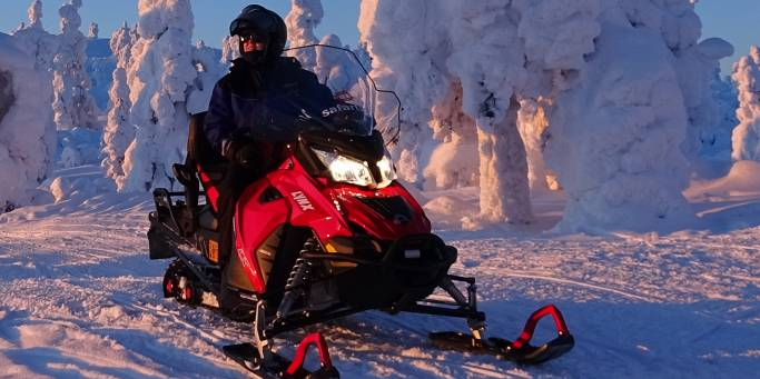Snowmobiling ABC - Finland - On The Go Tours