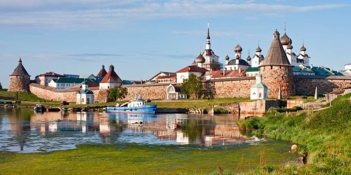 Solovetsky Monastery | Russia | On The Go Tours