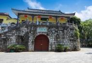 The wonderfully restored South Gate of Guilin's old city walls
