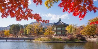 South Korea - best time to visit page menu image