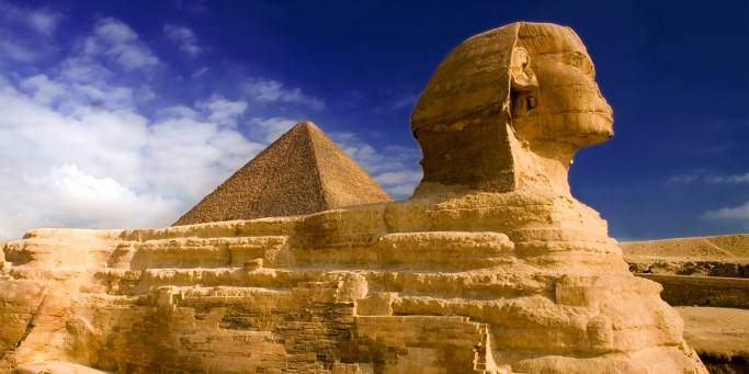 Sphinx and Pyramids | Egypt | On The Go Tours