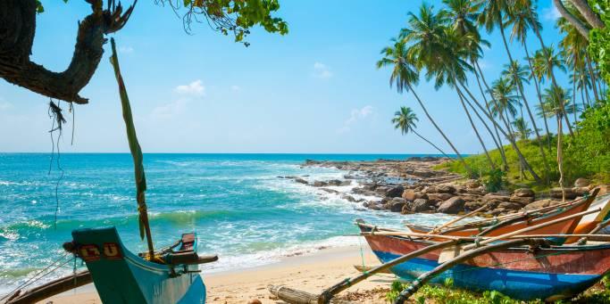 Beach and culture holiday | Sri Lanka