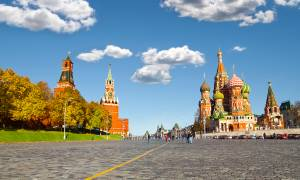 St Basils Cathedral & Kremlin - Russia Tours - On The Go Tours