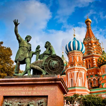 St Basils Cathedral - Russia Tours - On The Go Tours