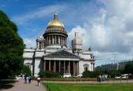 St Isaacs Cathedral in St Petersburg