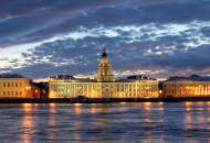 St Petersburg during the famous White Nights