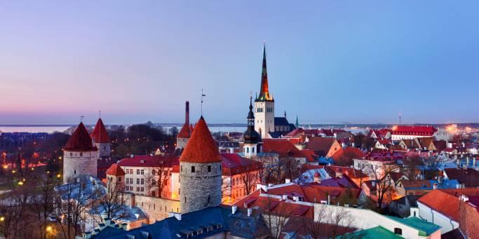 Old Town | Tallinn | Estonia