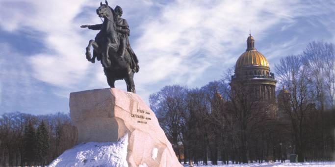 The Bronze Horseman | St Petersburg | Russia