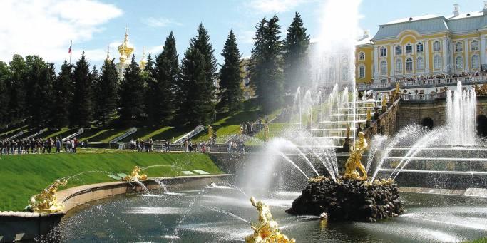 Peterhof Palace | St Petersburg | Russia