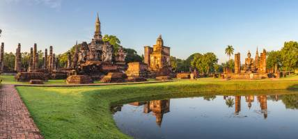 Sukhothai Historical Park - Thailand Tours - On The Go Tours