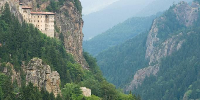 Sumela Monastery | Turkey