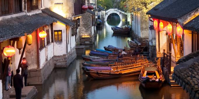 Canals of Suzhou | China