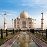 Visited on our India tours, the Taj Mahal in Agra is top of our must-see list