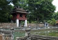 Temple of Literature in Hanoi | Vietnam | Southeast Asia