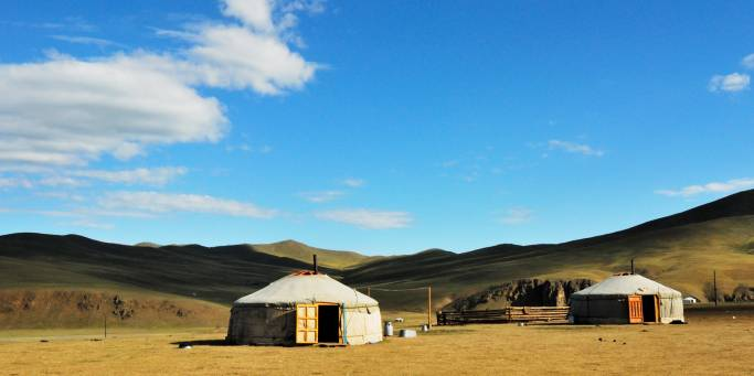 Terelj National Park | Trans-siberian Railway |  Mongolia