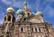 The Church on Spilled Blood | St Petersburg | Russia