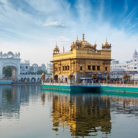 The Golden Temple in Amritsar - India Tours - On The Go Tours