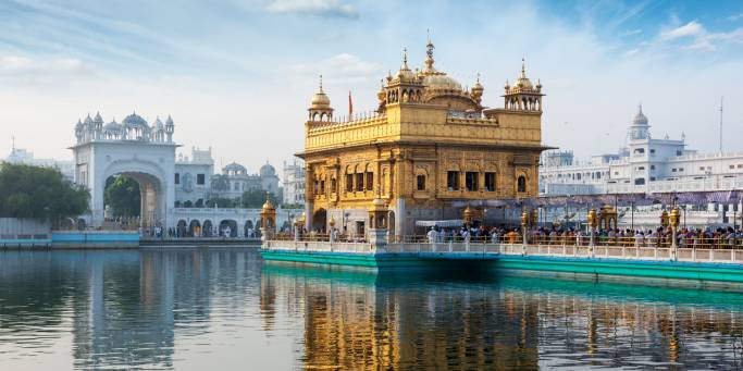 Amritsar's Golden Temple | India