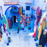 The blue city of Chefchaouen | Morocco