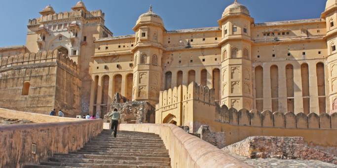 The Amber Fort | Jaipur | India