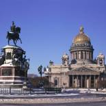 St Isaac's Cathedral | St Petersburg | Russia