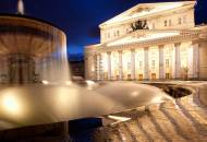 The Bolshoi Theatre | Moscow | Russia
