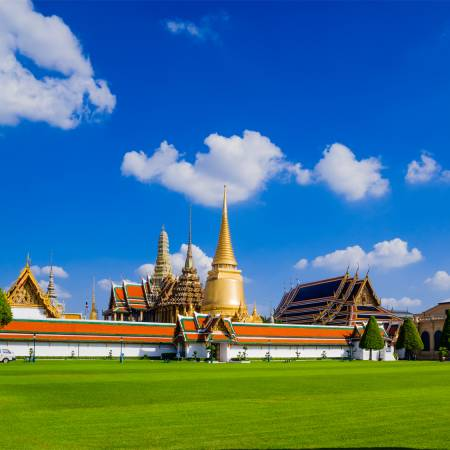 Time for Thailand 2019 Main Image - Grand Palace, Bangkok - Thailand Tours