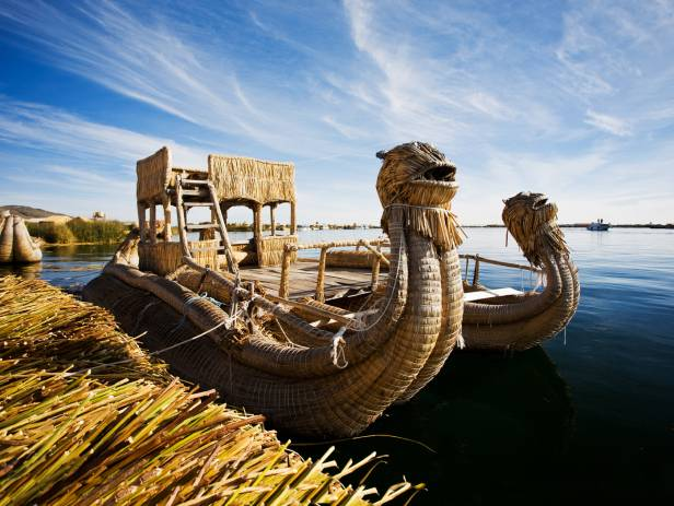 Lake Titicaca View - Highlight 1