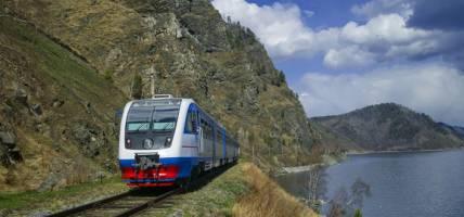 Trans-Siberian Railway planning guide - tab menu image