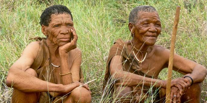 San Bushmen | Botswana | Africa