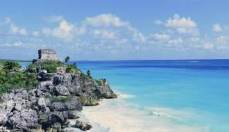Tulum ruins & beach | Mexico