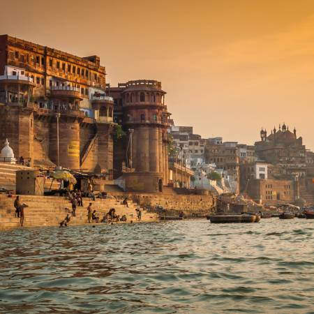 Varanasi Ganges New Pic