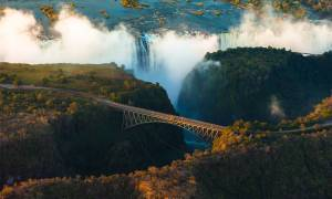 Victoria Falls - Zimbabwe and Zambia - On The Go Tours