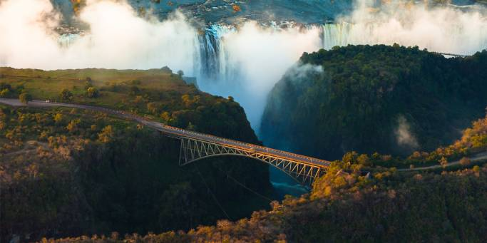 Victoria Falls Bridge | Zimbabwe | On The Go Tours