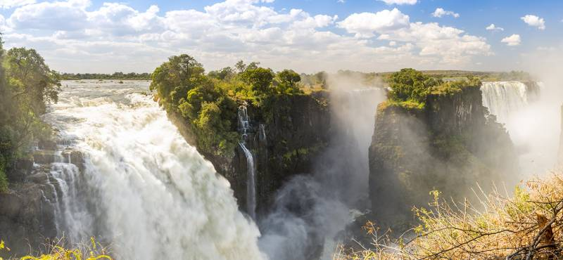 Experience Victoria Falls with our range of day tours and activities