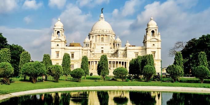 Victoria Memorial in Kolkata | India
