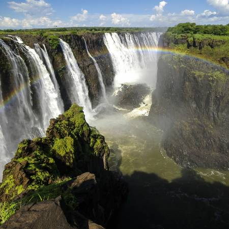 Victoria falls - Africa Overland Safaris - Africa Lodge Safaris - Africa Tours - On The Go Tours
