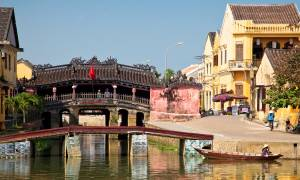 Vietnam Family Holiday main image - Japanese Bridge - Hoi An - Vietnam
