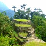 View of the Lost City | Colombia | South America