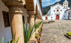 Villa de Leyva - La Candelaria monastery - Colombia - On The Go Tours