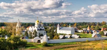 Visting Russia's Golden Ring menu image