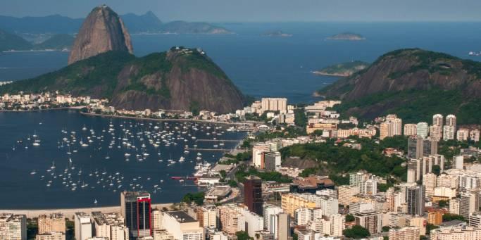 View of Rio de Janeiro | Brazil | South America