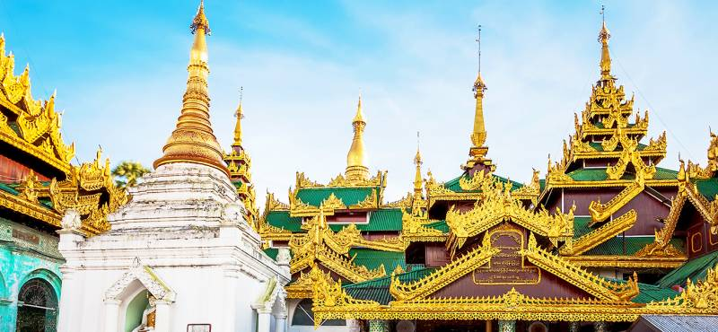 See the sights of Yangon and beyond on our range of day tours and activities
