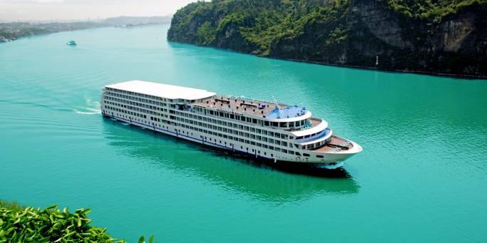 President 8 Cruiser | Yangtze River | China