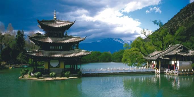 Black Dragon Lake | Lijiang | China