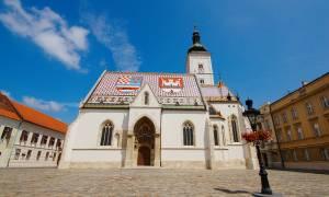 Zagreb St Marks Church - Croatia Tours - On The Go Tours