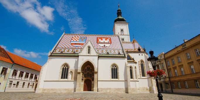 St Marks Church | Zagreb | Croatia